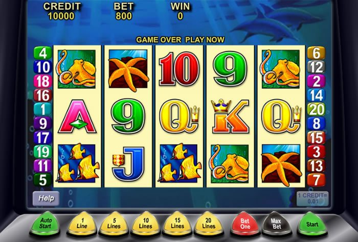 Spiele Dolphins Treasure - Video Slots Online