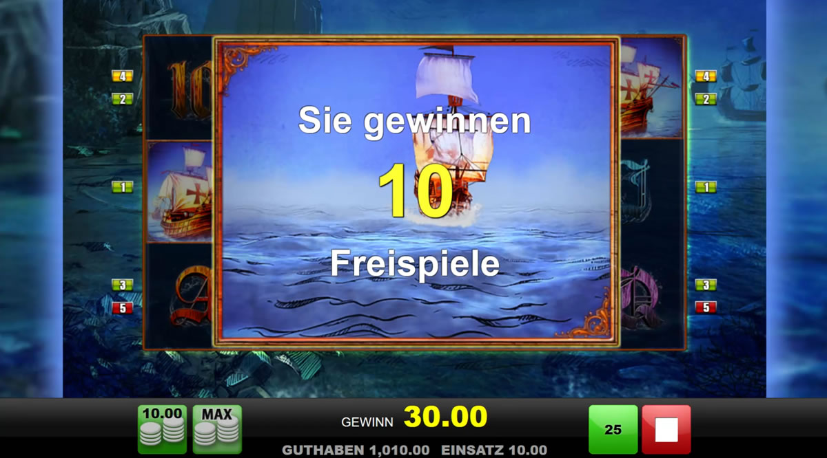 voyage of discovery spielen
